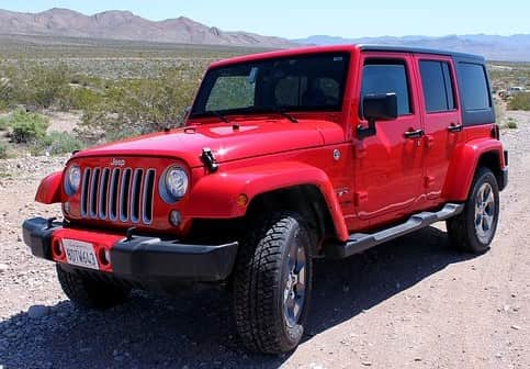 How to remove Jeep Wrangler Grill